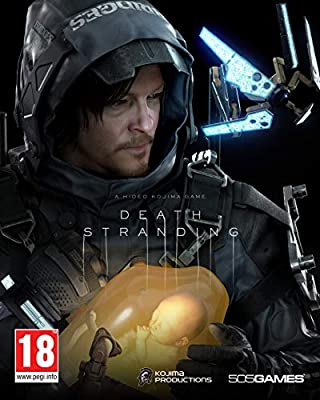 Death Stranding Day 1 Edition (PC Windows 10)