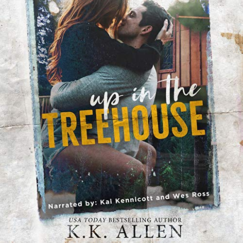 Page de couverture de Up in the Treehouse