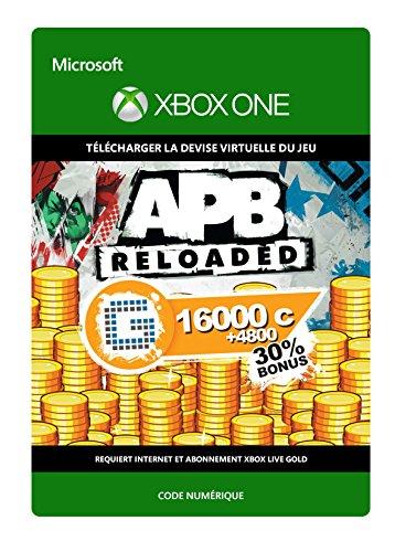 APB Reloaded: 20 800 G1C [Xbox One - Code jeu à télécharger]