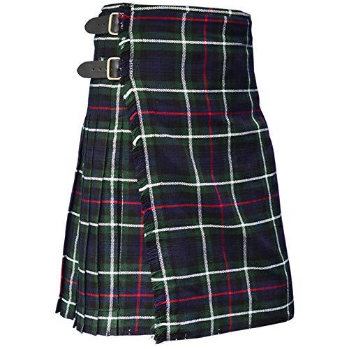 Faldas escocesas tradicionales de 8 yardas y 13 onzas