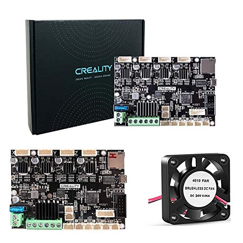 Authentic Creality 4.2.7 32 Bit Silent TMC2225 Motherboard and 24V...