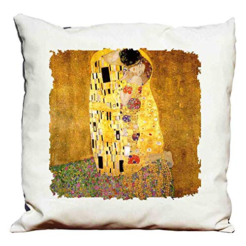 Cuscino Klimt - il bacio