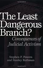 The Least Dangerous Branch?: Consequences of Judicial Activism