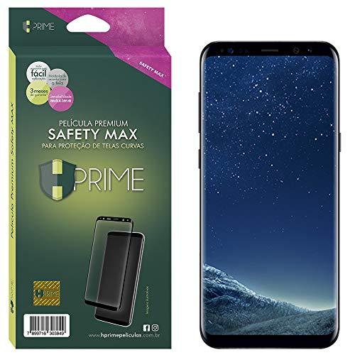 Pelicula Safety MAX para Samsung Galaxy S8 Plus, HPrime, Película Protetora de Tela para Celular, Transparente