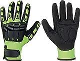 THL Handschuhe gelb Feuerwehr Rettungsdienst TOP Grip Feuerwehrhandschuhe (11)