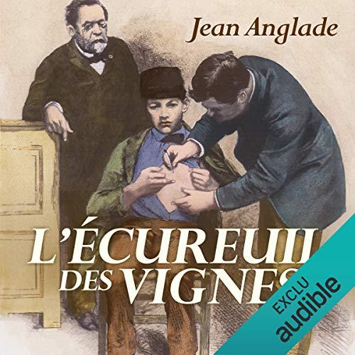 L'écureuil des vignes audiobook cover art