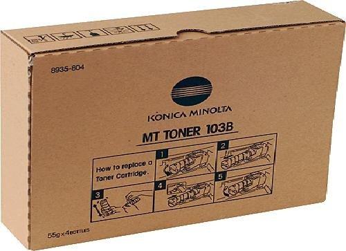 Konica-Minolta MT-103B EP 1030/1031 4PCK 4 PACK Toner