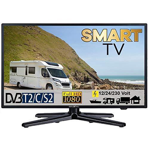 Reflexion LEDW24i LED Smart TV mit DVB-S2 /C/T2 für 12V u. 230Volt WLAN Full HD