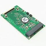 Pxyelec - Adattatore convertitore MSATA PCI-E da 50 mm / 5,0 cm da SSD a 40 pin 1,8' CE ZIF