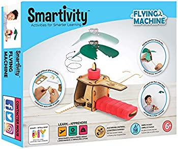 Smartivity Flying Machine Building Toy