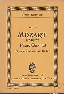 Mozart: Piano Quartet K.-V. No. 493 Eb Major