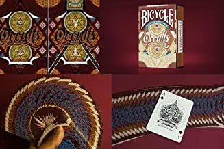 Occult Deck (Bicycle) by Gambler's Warehouse - Trick