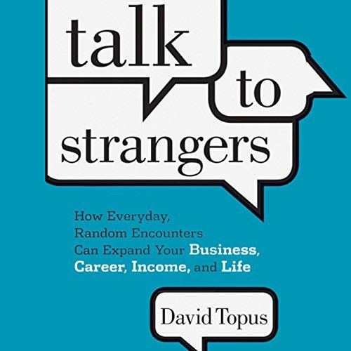 Talk to Strangers  Audiolibri