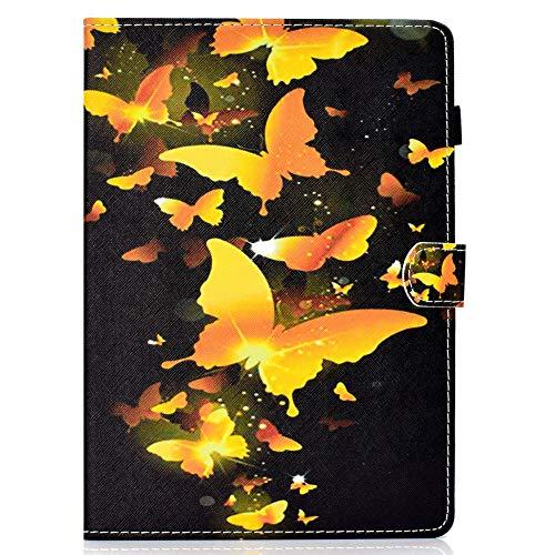 Coopay beschermhoes van leer voor tablet Samsung Galaxy Tab 4 10.1 SM-T530/T535, POUR Samsung Galaxy Tab 4 10.1 T530/T535, Ontwerp - 04