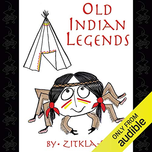 Old Indian Legends cover art