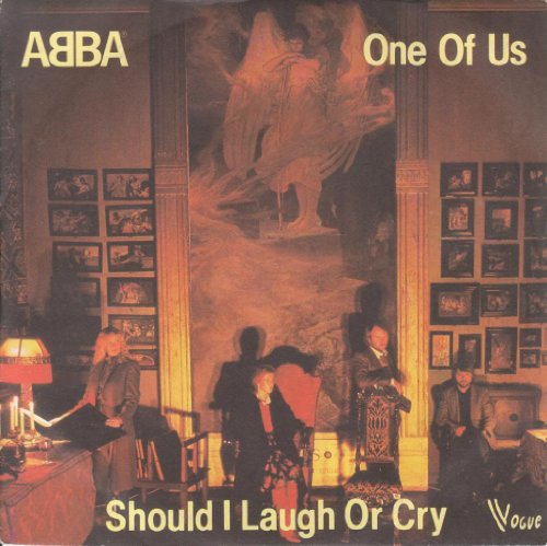 ABBA One Of Us French 45 7