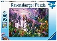 ラベンスバーガー (Ravensburger) ジグソーパズル 12891 1 恐竜の王者 200ピース