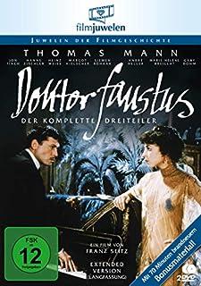 Doktor Faustus - Der komplette Dreiteiler [2 DVDs]