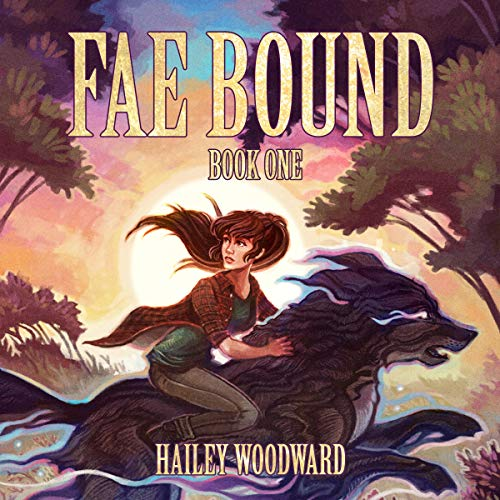 Fae Bound: Book One cover art