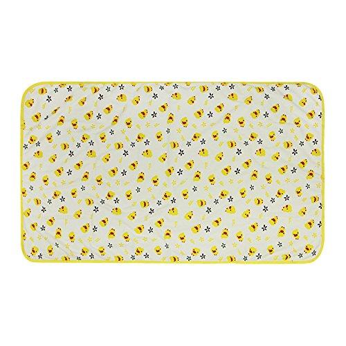 Panno di cotone bambino neonato orinatoio Pad impermeabile per pannolini con cuscinetti per pannolini fasciatoio culla coprimaterasso lavabile assorbente incontinenza Sleeping Pad per i bambini