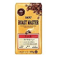 UCC ROAST MASTER 豆 リッチ for LATTE コーヒー豆 180g