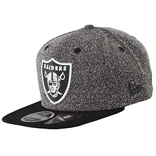 New Era Oakland Raiders Flecked Crown Snapback Cap Kappe...