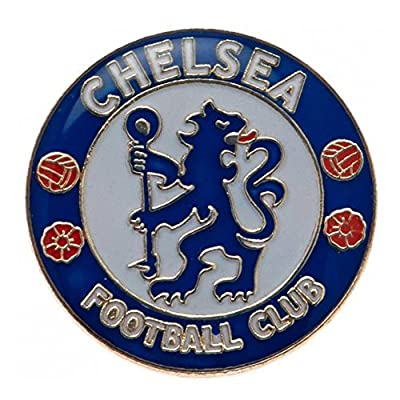 Chelsea FC Official Badge Metal Pin Blue Club Crest