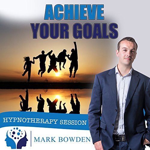 Achieve Your Goals Hypnosis CD - This effective hypnotherapy helps you to stay motivated and on target with your objectives as well finding solutions to obstacles naturally and easily