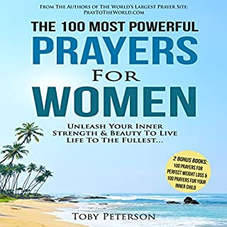 The 100 Most Powerful Prayers for Women cover art