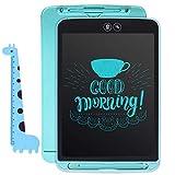 WLZP Tableta de Escritura LCD, 10 Pulgadas Escribir Tablet de borrado Parcial con Bloqueo de Pantalla y función Reutilizable,Portátil Tableta de Dibujo Adecuada para el hogar, Escuela