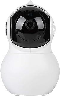 Babymonitor, draadloze bewakingscamera, 1080p HD, wifi, 2-weg talk-nachtzicht, bewegingsdetectie-app-besturing voor baby-,...
