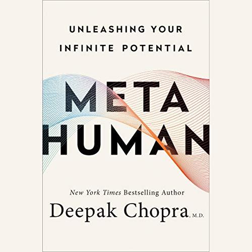 Metahuman audiobook cover art
