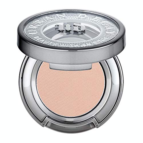 Urban Decay Eyeshadow Compact, Virgin - Cool Pale Beige - Satin Finish - Ultra-Blendable, Rich Color with Velvety Texture