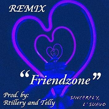 Friendzone (feat. Rtillery & Telly)