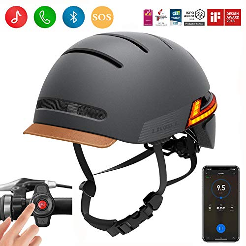 Livall BH51M Smart Cycle Helmet