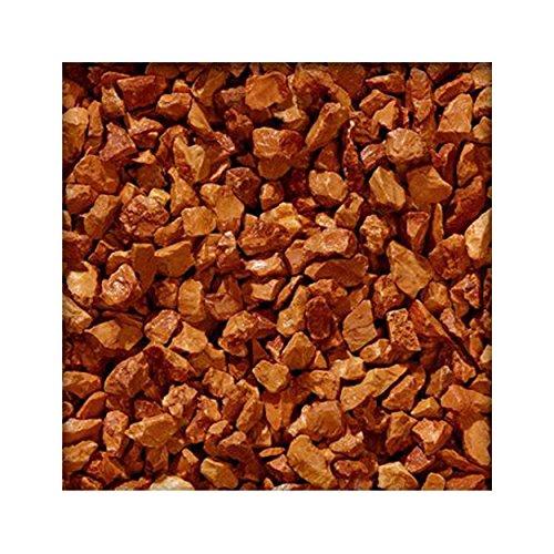 25 kg Marmorsplitt Marmorkies Gartenkies Zierkies Edelsplitt 22/30 mm Verona Rot
