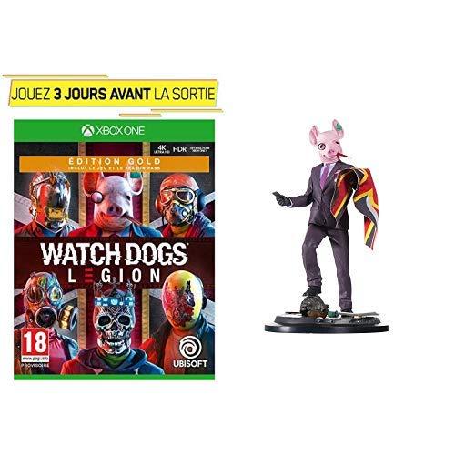 Watch Dogs Legion - Edition Gold + Figurine - Watch Dogs Legion: Resistant Of London