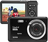 Mini Digital Camera,Vmotal 2.8 inch TFT LCD HD Digital Camera Kids Childrens Point and Shoot Digital Cameras Students Cameras,Indoor Outdoor for Beginner/Seniors/Kids (Black)