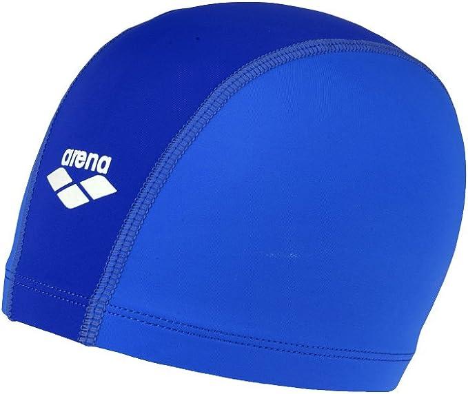 Arena Unix JR, Gorro Natación Unisex Junior, Azul (royal / sky blue), Talla única: Amazon.es: Deportes y aire libre