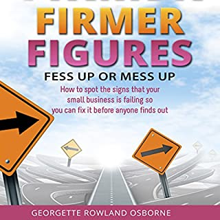 Firmer Figures: Fess Up or Mess Up cover art