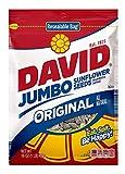 David Sunflower Seed In Shell - Jumbo, 16 Ounce (2 Pack)