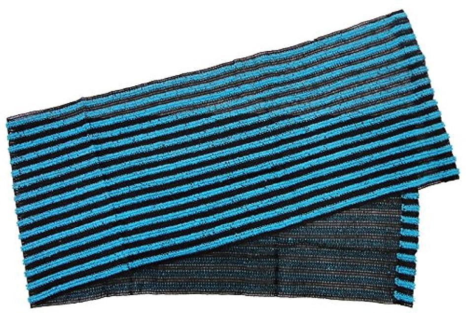 わずかな覆すレタッチ小久保 『たっぷりの泡立ちサッパリとした洗い心地』 働くオトコのボディタオル 20×110cm 3290