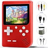Haopapa Handheld Games Console for Kids 4-8, Retro FC Arcade Video Gaming System