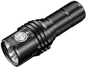 Draagbaar zoeklicht, zaklamp superkrachtig MS03 LED-zaklamp 4000 mah USB oplaadbare waterdichte lamp ultra heldere lantaar...