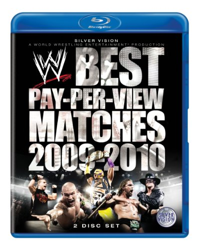 WWE - The Best PPV Matches Of The Year 2009 - 2010 [Blu-ray] [UK Import]