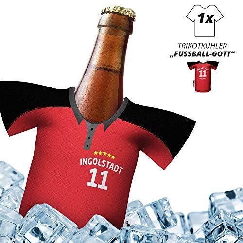 Herren Trikot 2019/20 kühler Home für. FCI-Fans | FUßBALL-Gott | 1x Trikot | Fußball Fanartikel Jersey Bierkühler by ligakakao.de