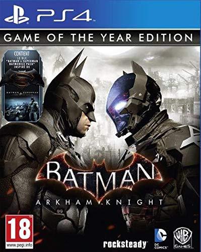 Batman Arkham Knight - Édition Jeu De L