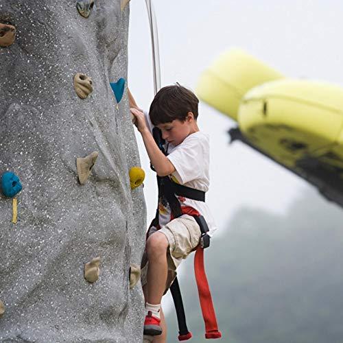 Magent Kinder Klettergriffe Klettersteine Set/32 Kletterstein/Ergonomie Wetterfest und Verschleißfest für Kinder Geeignet für Spieltürme Kletterwände Klettergerüste Baumhäuser