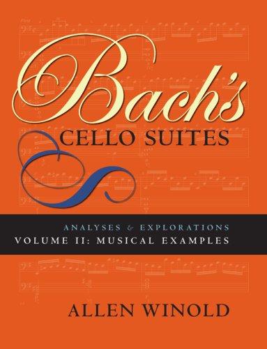 Bach's Cello Suites