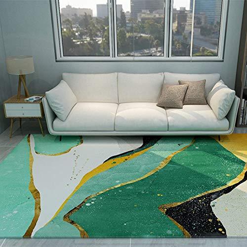 Astratto B & B - Alfombra de salón o mesa de centro - Modelo alfombra - 120 cm × 160 cm